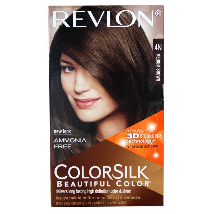 Buy Revlon Colorsilk Hair Color With 3d Color Technology Medium