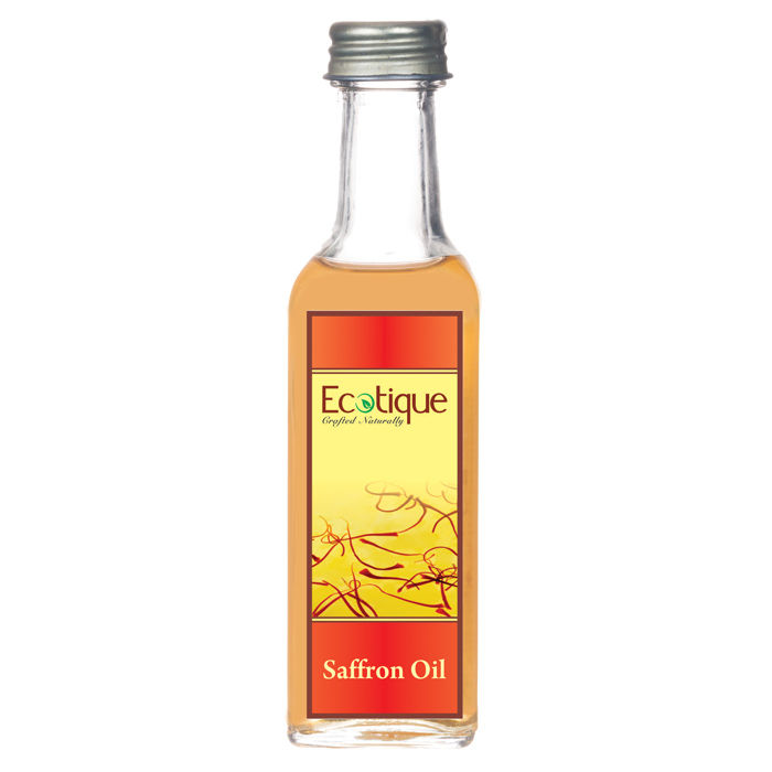 Buy Ecotique Saffron Oil 100 Ml Online Ecotique Essential Oils Best Price In India Purplle Com