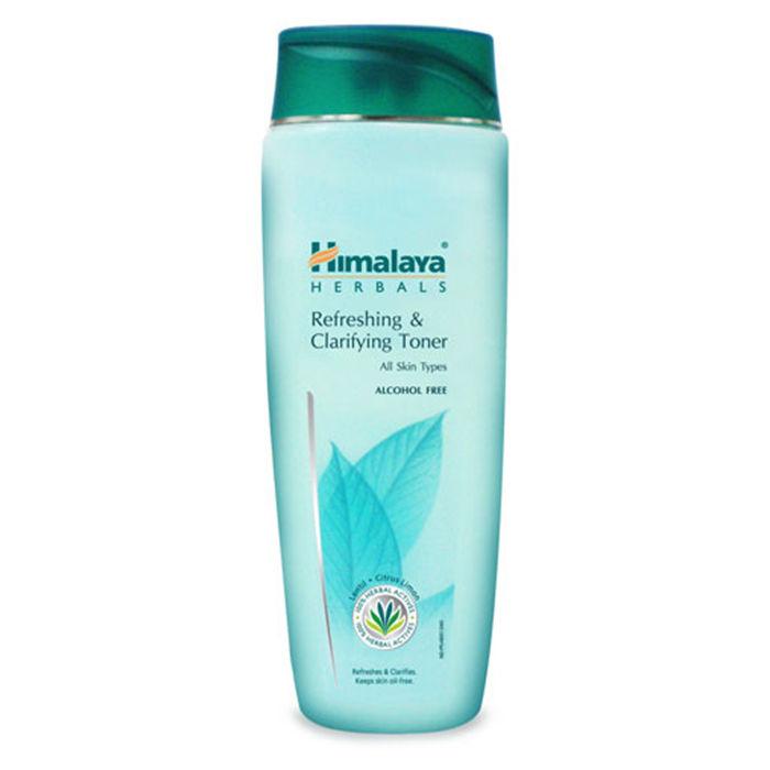 Buy Himalaya Herbals Refreshing & Clarifying Toner (100 ml)-Purplle