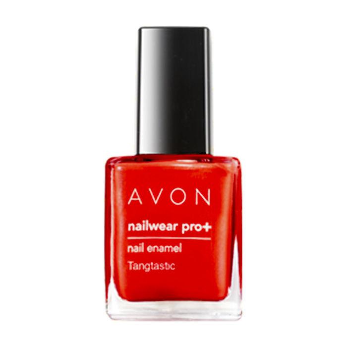 Buy Avon Color Nailwear Pro Plus Tangtastic (8 ml)-Purplle