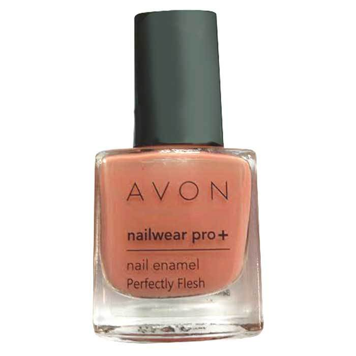 Buy Avon Color Nailwear Pro Plus Perfectly Flesh (8 ml)-Purplle