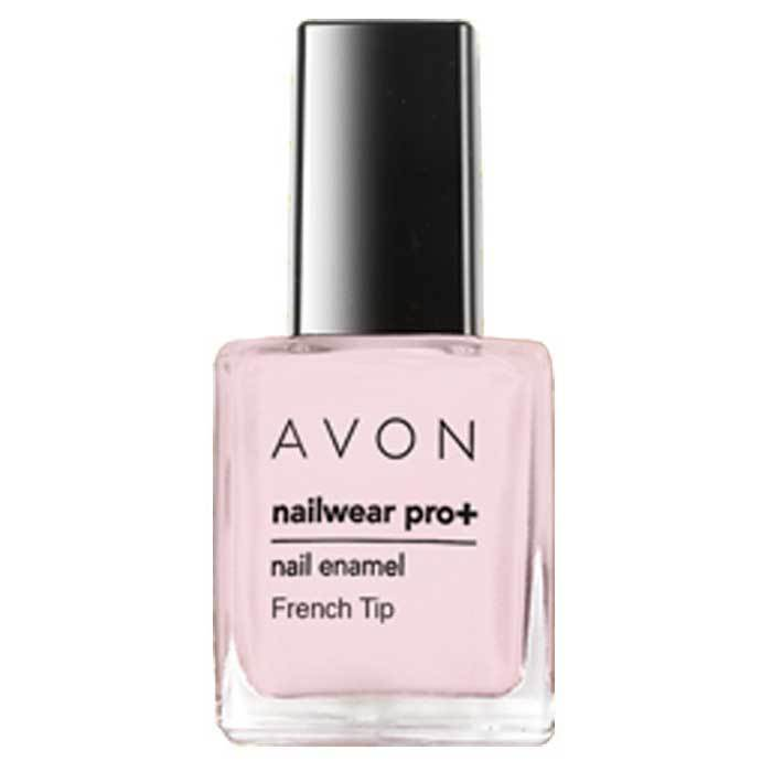 Buy Avon Color Nailwear Pro Plus French Tip Lilac (8 ml)-Purplle