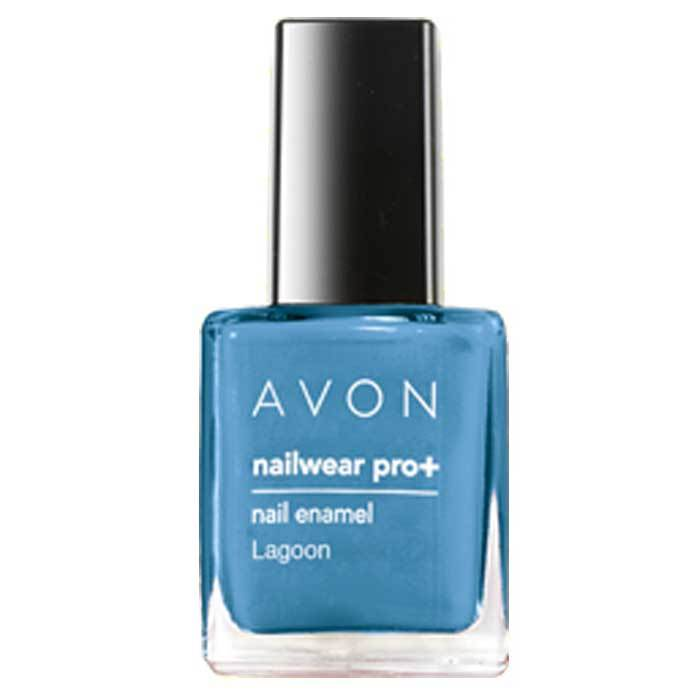 Buy Avon Color Nailwear Pro Plus Lagoon (8 ml)-Purplle
