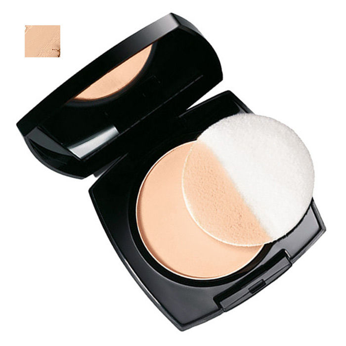 Buy Avon Ideal Flawless Pressed Powder Light Wheat (11 g)-Purplle