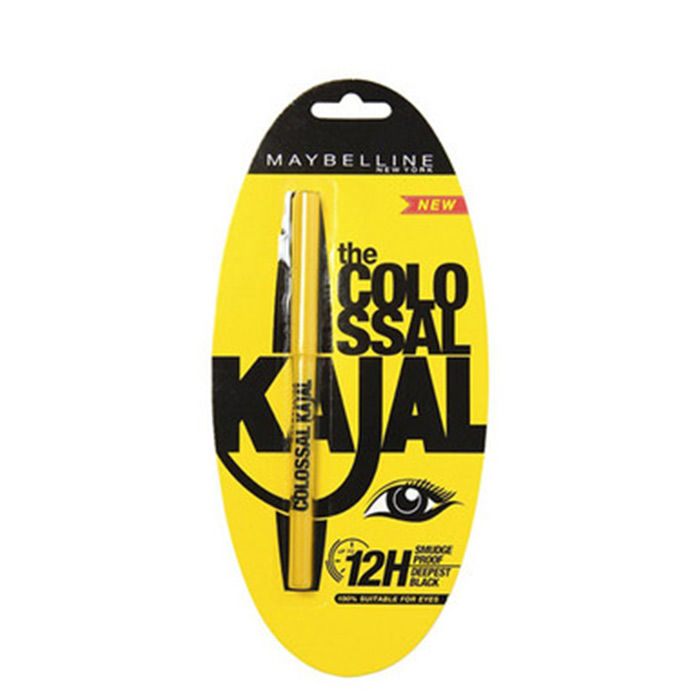 Buy Maybelline Colossal Kajal (0.35 g) Promo-Purplle