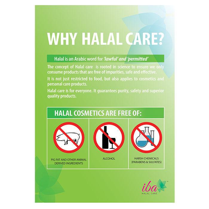 Iba Halal Care Fairness face Cream SPF 25+ (50 g)