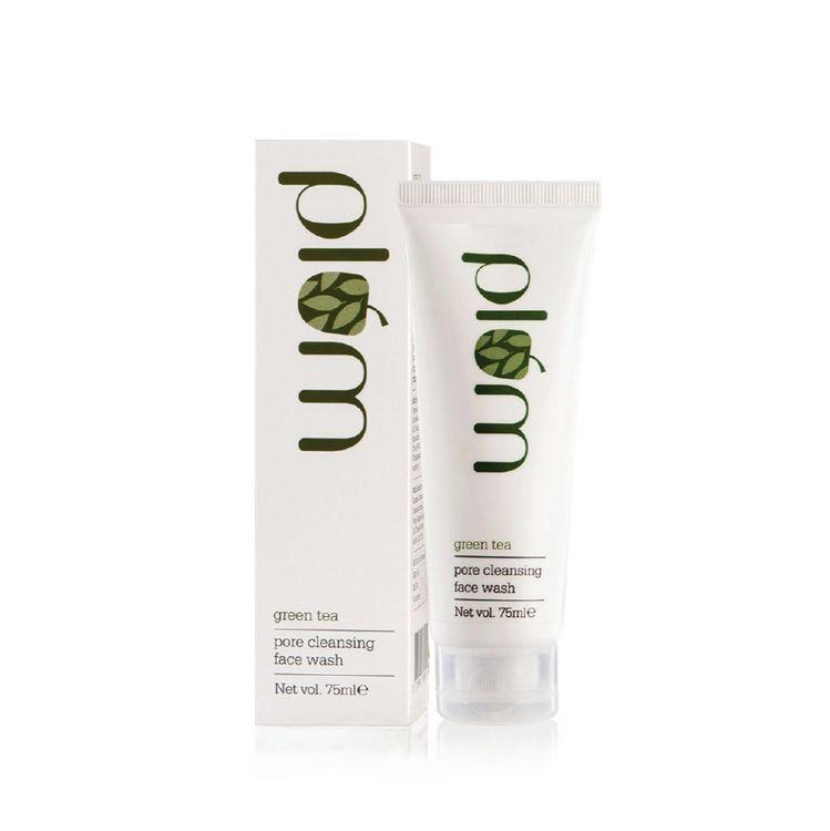 Buy Plum Green Tea Pore Cleansing Face Wash (75 ml)-Purplle