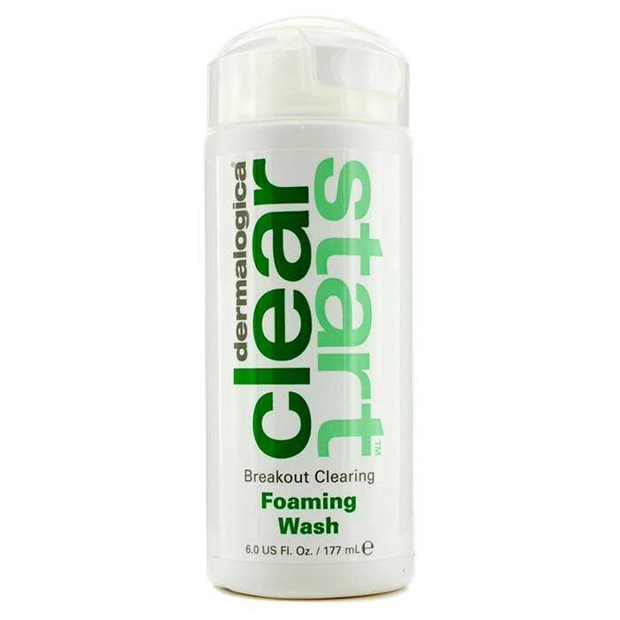 Buy Dermalogica Breakout Clearing Foaming Wash (177 ml)-Purplle
