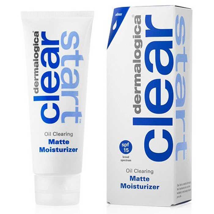 Buy Dermalogica Oil Clearing Matt Moisturizer SPF 15 Broad Spectrum (59 ml)-Purplle