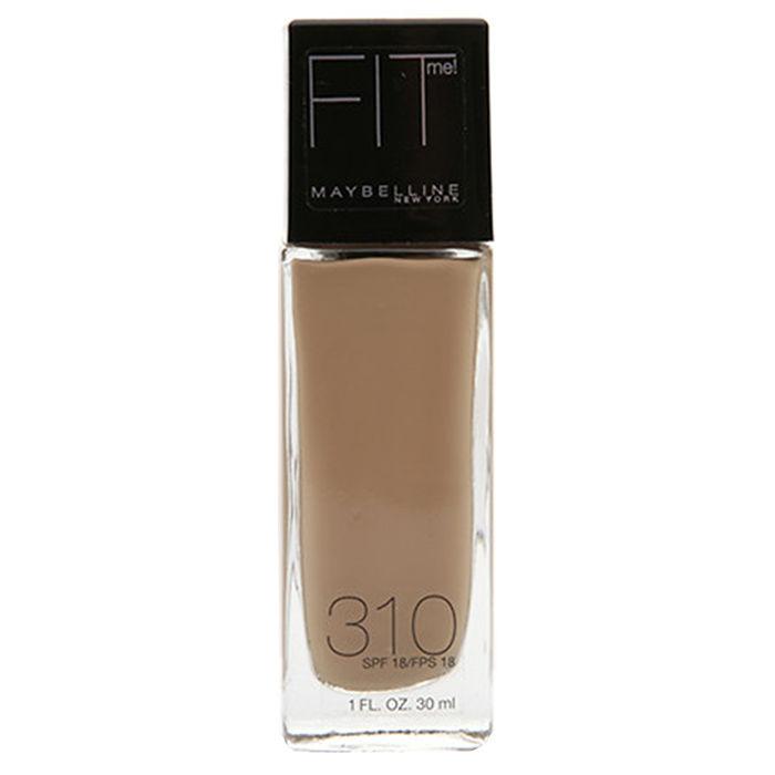 Buy Maybelline New York Fit Me Foundation - 310 Sun Beige (30 ml)-Purplle