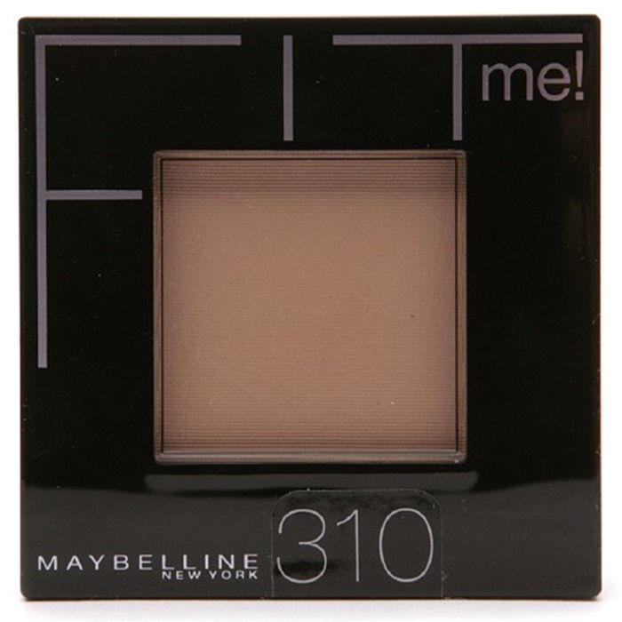Buy Maybelline New York Fit Me Pressed Powder-310 Sun Beige (9 g)-Purplle