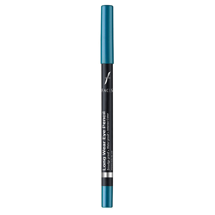 Buy Faces Canada Longwear Eyepencil Persian Blue (1.2 g)-Purplle